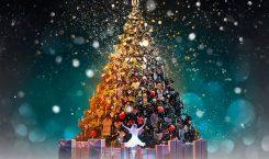 Rozsvícení vánočního stromečku – 1. 12. 2019