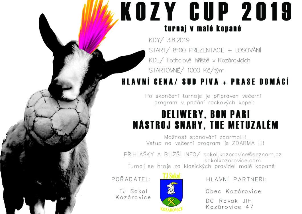 Kozy Cup 2019 – 3. 8. 2019