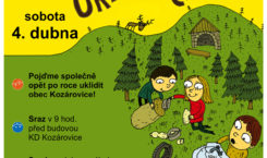 Ukliďme Česko v Kozárovicích 2.ročník – 4. 4. 2020