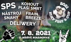 Kozy FEST & CUP 2021 – 7. 8. 2021